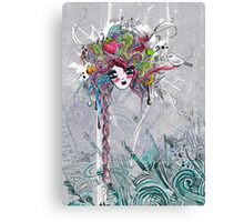 [ Lexy Dreams of Fruit & Colours ] Canvas Print