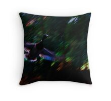 F16 Night rider Throw Pillow