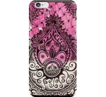 Zendoodle Design iPhone Case/Skin