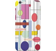 Dots and Lines iPhone Case/Skin