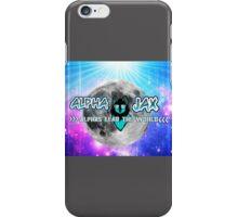 Alpha Jax iPhone Case/Skin