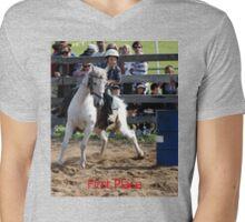 First Place Mens V-Neck T-Shirt