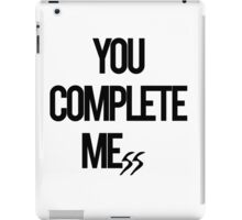 You Complete Me Luke Hemmings 5SOS iPad Case/Skin