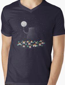 Goodnight, Sleep Tight Mens V-Neck T-Shirt