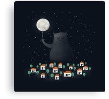 Goodnight, Sleep Tight Canvas Print