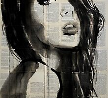 whisper by Loui  Jover