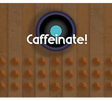 Dalek needs coffee! Photographic Print