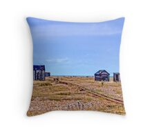 Dungeness 2 Throw Pillow