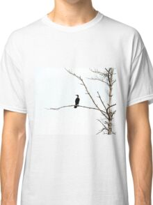 Double Crested Cormorant Classic T-Shirt