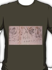 The Animal Kingdom by Georges Cuvier, PA Latreille, and Henry McMurtrie 1834  199 - Pisces Fish T-Shirt
