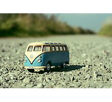 Happy Campers Photographic Print
