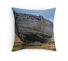 Dungeness 3 Throw Pillow