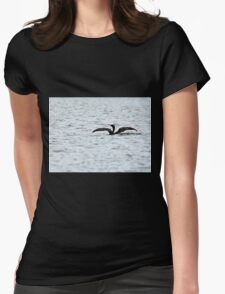 Riding Low Womens Fitted T-Shirt