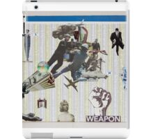 weapon iPad Case/Skin