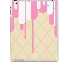 Vanilla strawberry II iPad Case/Skin
