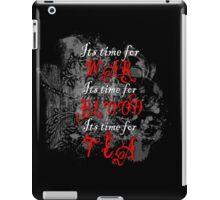 Time for Tea iPad Case/Skin