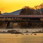 New Hampshire Sunrise by Rob Lodge