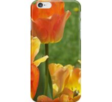 Tulips Of Fire iPhone Case/Skin