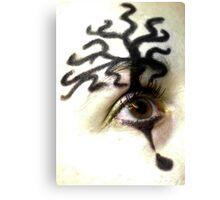 make up  Canvas Print
