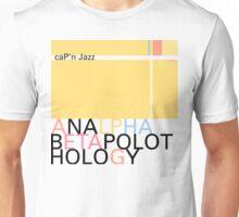 Cap'n Jazz – Analphabetapolothology Unisex T-Shirt