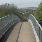 Bridge Over The Western Bypass by David A. Everitt (aka silverstrummer)