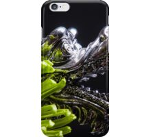 Dragon Flower iPhone Case/Skin