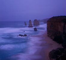 Apostles dawn by William Murray
