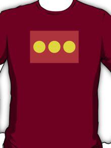 Flag of Freetown Christiania T-Shirt
