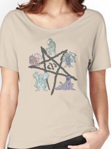 Horror From Beyond the Stars Women's Relaxed Fit T-Shirt