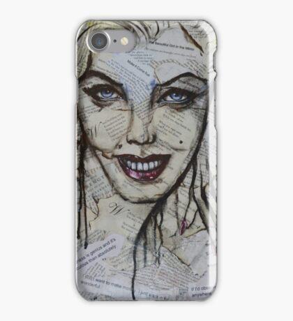 Dear Friend By Sherry Arthur iPhone Case/Skin