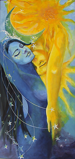 "Illusion from ""Impossible love"" series by dorina costras"
