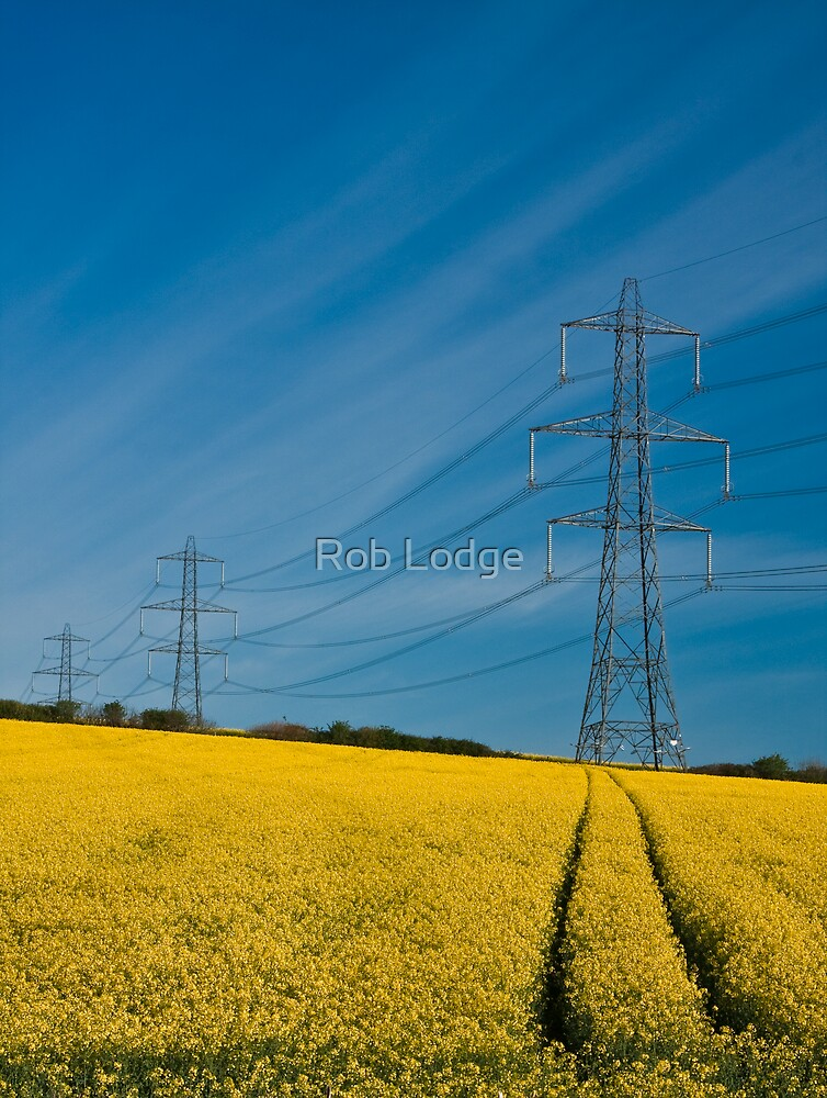 Power in Nature by Rob Lodge