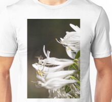 A Hoverfly on the Agapanthus Unisex T-Shirt