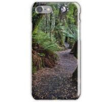 Liffey Falls Track iPhone Case/Skin