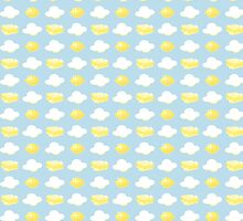 Lemon Bars and Clouds by mikecollective