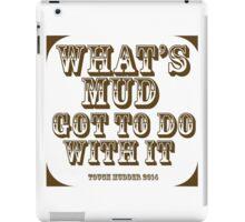 Tough Mudder iPad Case/Skin