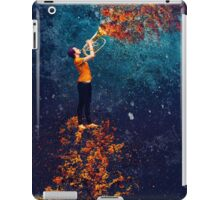 The Royal Baritonist of the Forest King iPad Case/Skin