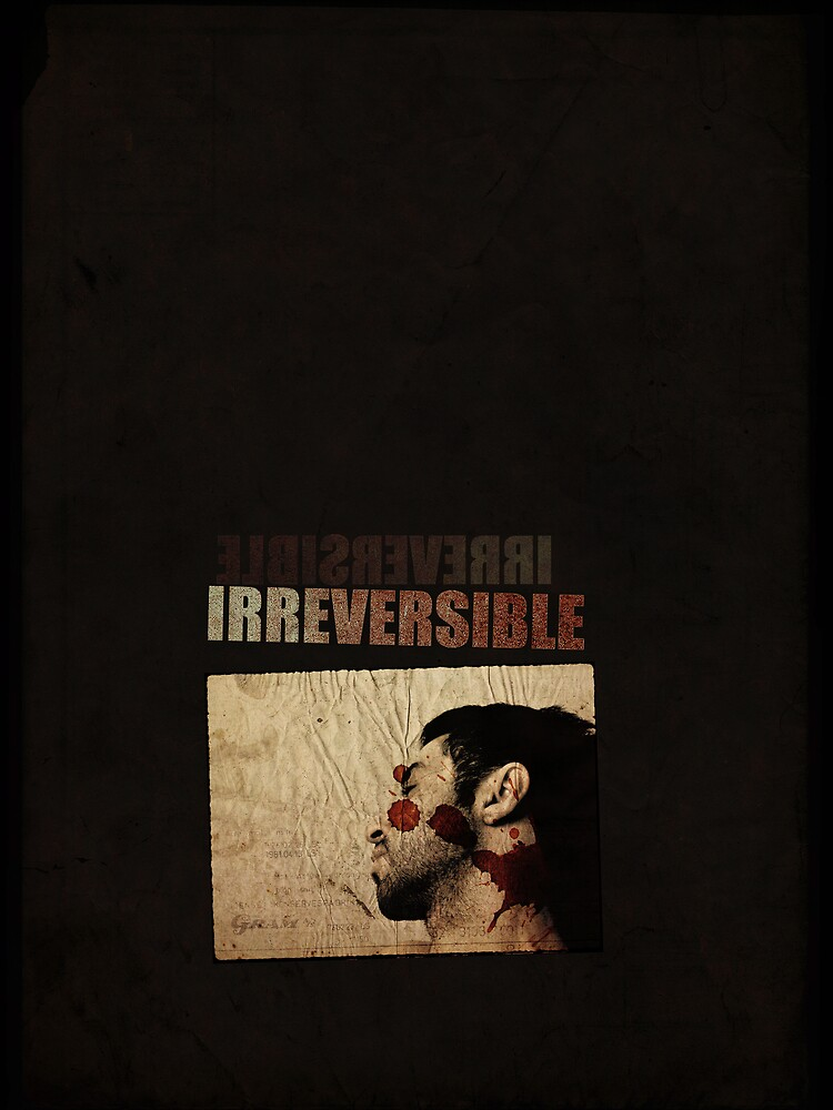 IRREVERSIBLE by MhDkHr