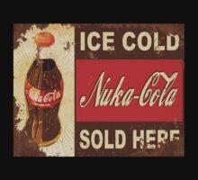 Nuka Cola Kids Clothes