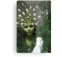 Queen of the Forest River Canvas Print