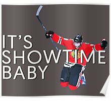 It's Showtime Baby; Patrick Kane  Poster