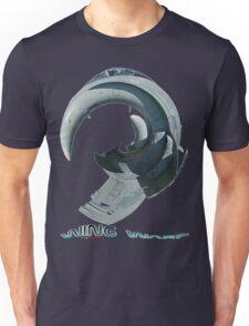 RAAF Hornet Wing Warp T-shirt Design Unisex T-Shirt