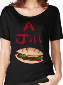 Resident Evil Remake - Jill Sandwich Women's Relaxed Fit T-Shirt