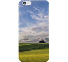 Late Afternoon at Wesley Vale iPhone Case/Skin