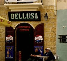 BELLUSA CAFE ( GOZO ) by RayFarrugia