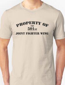Property of 501st JFW Unisex T-Shirt