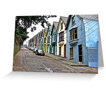 Cobh, Ireland Greeting Card
