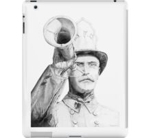 The Fireman iPad Case/Skin