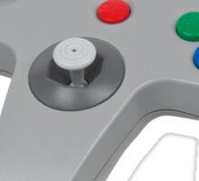 N64 Nintendo Controller Sticker Sticker