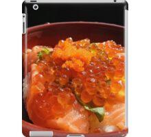 Sushi Bowl iPad Case/Skin